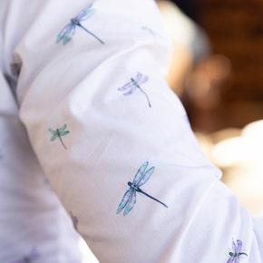 Schoffel Ladies Norfolk Cotton Shirt
