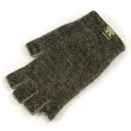 Noble Wilde Merino & Possum Wool Hardwearing Fingerless Gloves