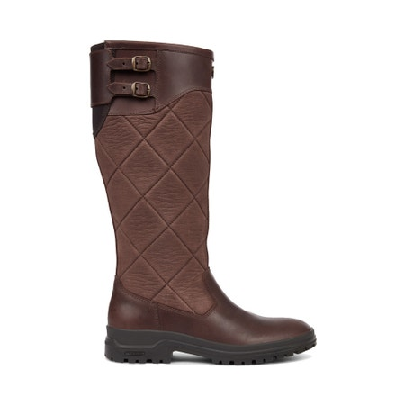 Le Chameau Ladies Jameson Quilted Leather Boot