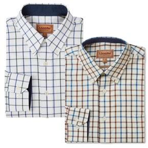 Schoffel Brancaster Cotton Shirt