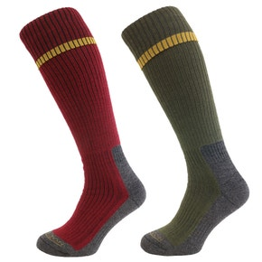 Horizon Field Sports Technical Turn Over Top Socks