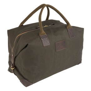 Farlows Canvas Classic Holdall Bag