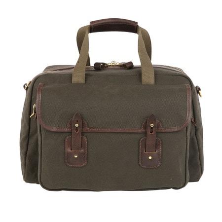 Farlows Canvas Traveller Holdall Bag