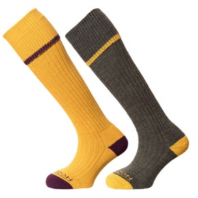 Horizon Field Sport Turn Over Top Socks