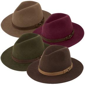 Schoffel Willow Fedora Felt Hat