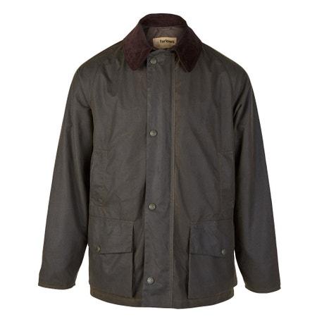 Farlows Halifax Short Wax Field Coat