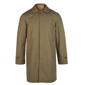 Farlows Kilburn Cotton Showerproof Raincoat