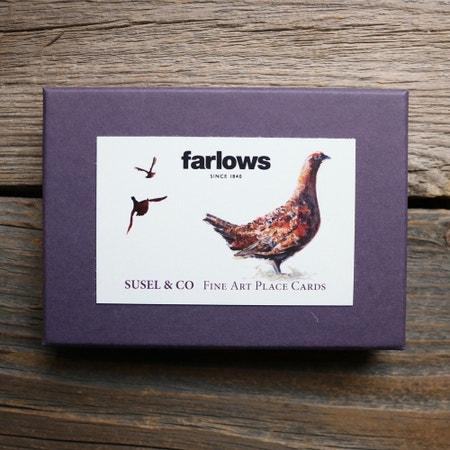 Farlows Fine Art Place Cards