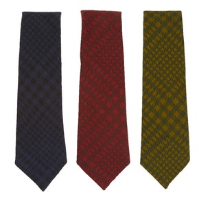Farlows Prince of Wales Check Tie