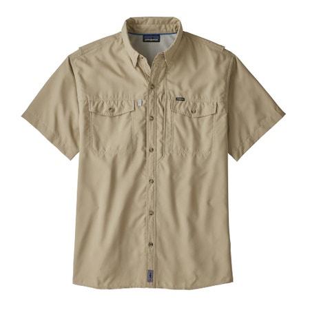 Patagonia Short Sleeved Sol Patrol II Shirt