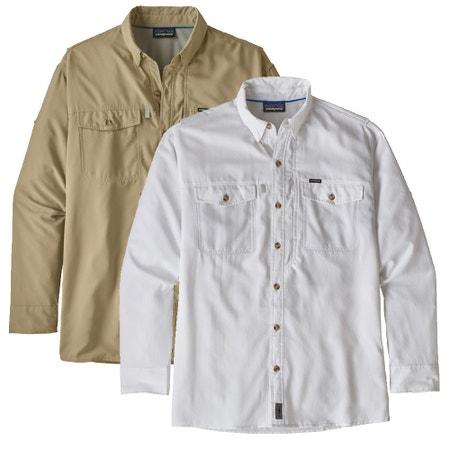 Patagonia Long-Sleeved Sol Patrol II Shirt