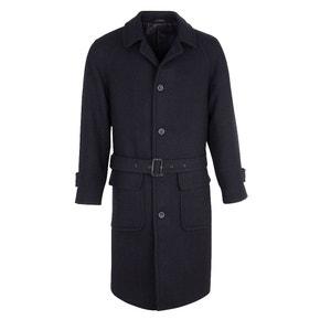 Farlows Wellington Irish Donegal Tweed Topcoat