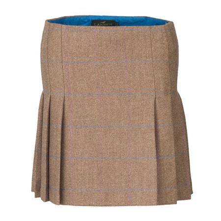 Laksen Ness Tweed Skirt