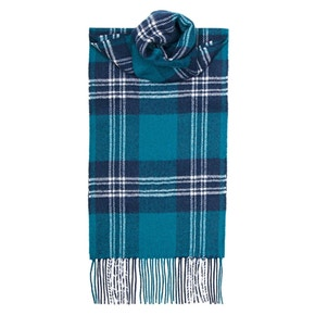 Farlows Earl of St Andrews Lambswool Scarf