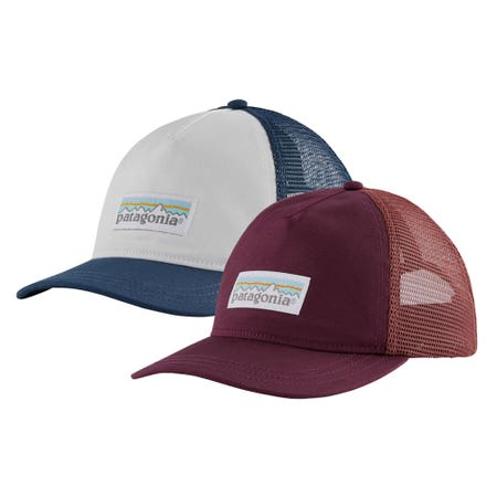 Patagonia Women's Pastel P-6 Logo Trucker Hat