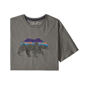 Patagonia Long-Sleeved Back For Good Organic T-Shirt