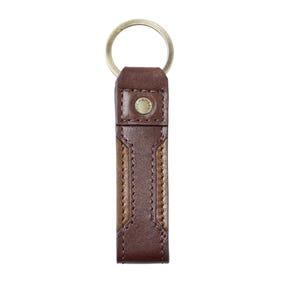 Le Chameau Jameson Leather Keyring