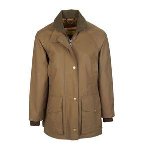 Farlows Ladies Cotswold Dry Wax Field Coat