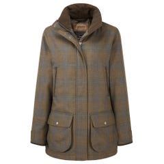 Schoffel Ladies Ptarmigan Iona Tweed Shooting Coat