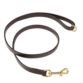 Farlows Bridle Leather Clip Lead