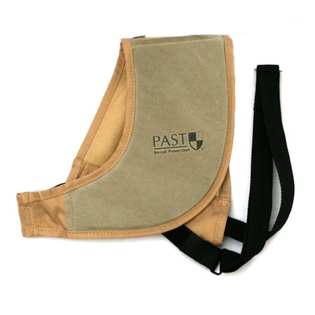 Past Shoulder Pad