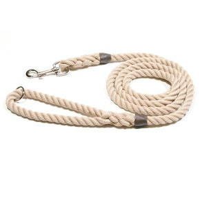 Dog Lead with Clip and Ring