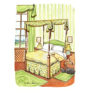 Oliver Preston Gift Card - Changed the Sheets