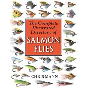 The Complete Illustrated Directory of Salmon Flies Book