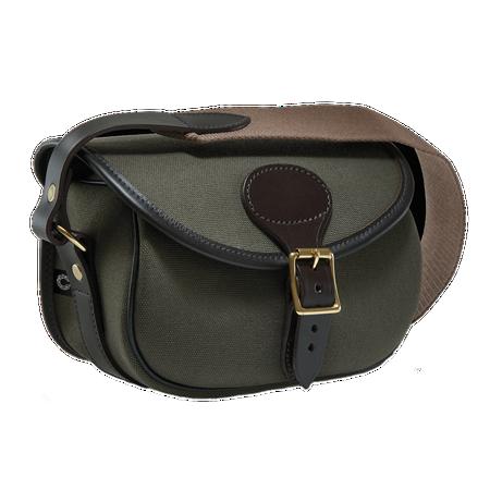 Croots Green Rosedale Canvas Cartridge Bag