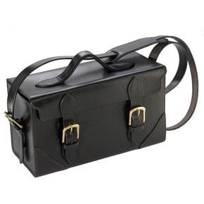 J.P Leather Hinged Fast Loader Cartridge Box