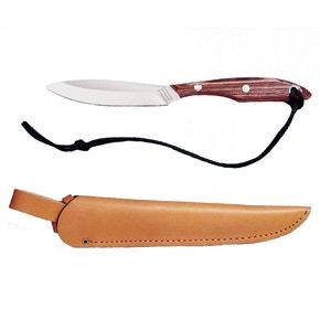 Grohmann Trout & Bird Rosewood Knife
