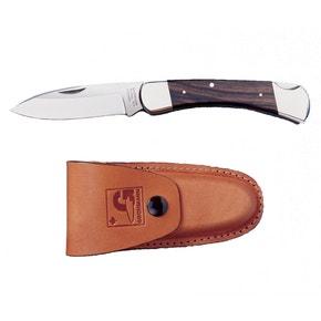 Grohmann Drop Point Lockblade Hunter Knife