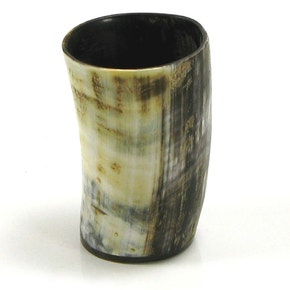 Farlows Small Oxhorn Pen Cup