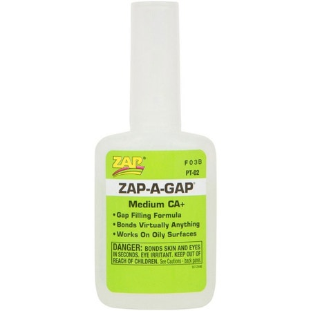 Zap-A-Gap CA+ Fishing Glue