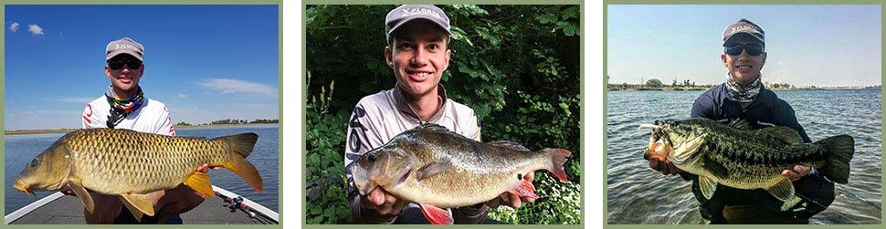 Ashton Fishing