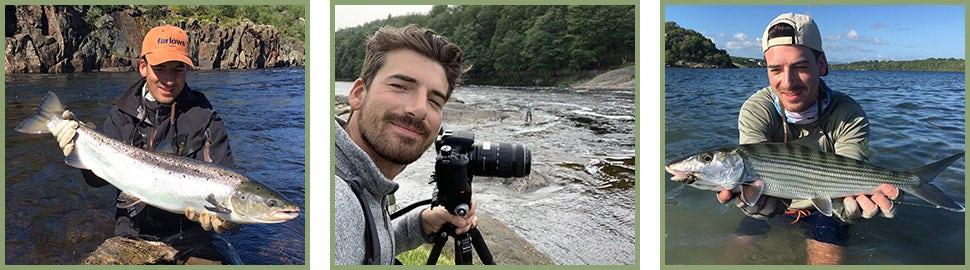 Jonathon Muir Fishing