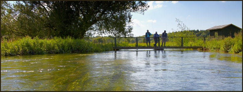 Fly Fishing Day Rods