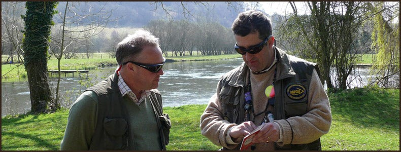 Fly Fishing Lessons & Day Courses