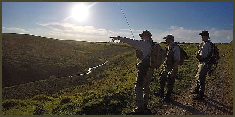Guided Fly Fishing Days with Nick Hart