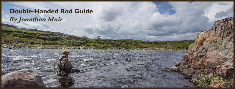 Your Guide to Double-Handed Fly Rods