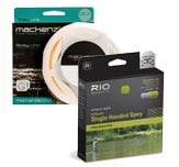 Browse our range of double-handed and speycasting fly lines
