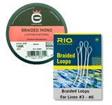 Browse our range of fly line accessories and backing