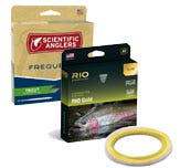 Browse our range of freshwater single-handed fly lines