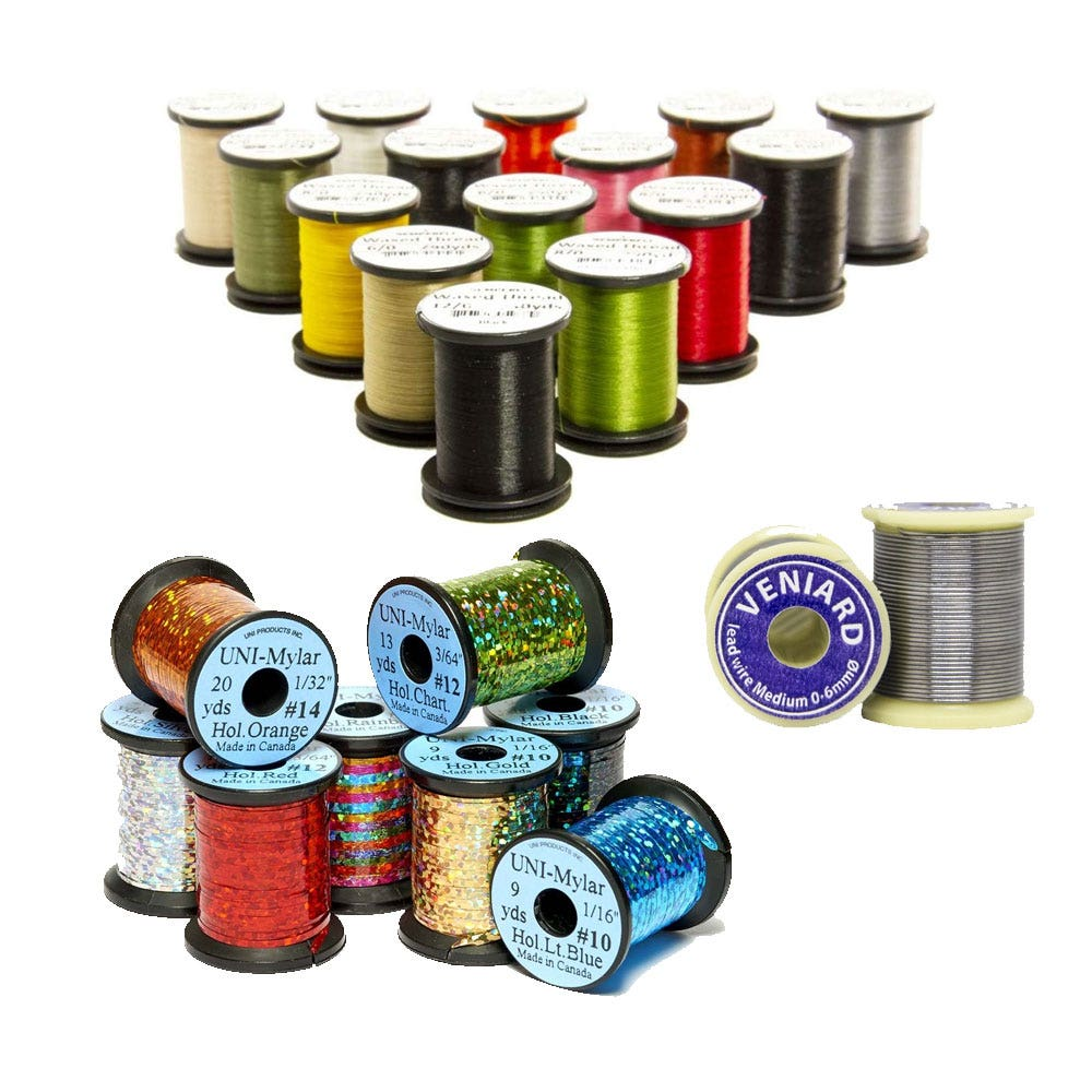 Browse our range of complete fly sets