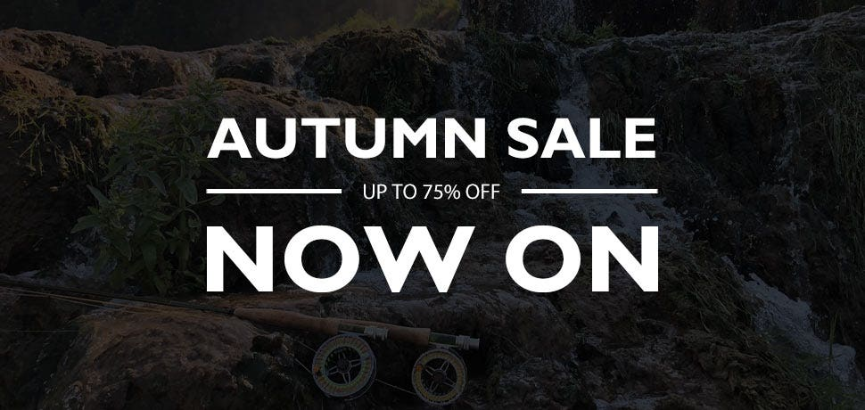 Autumn Sale Now On - Up To 75% Off