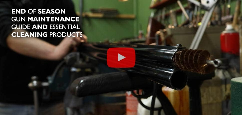 Gun Maintenance Video Guides and Gun Cleaning Products
