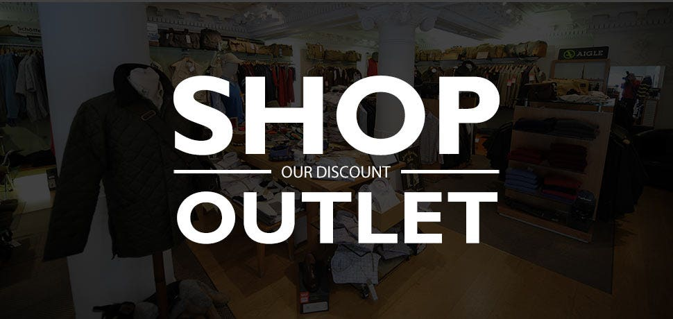 Up To 70% Off In Our Outlet