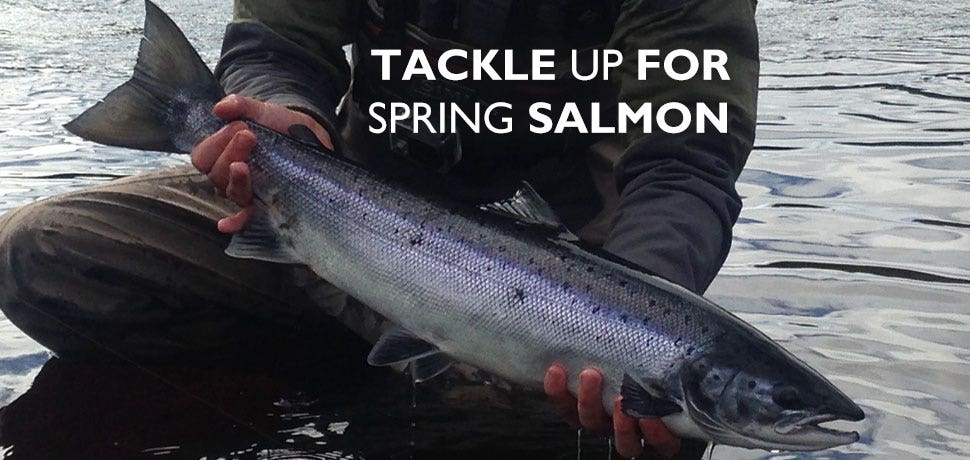 Tackle Up for Spring Salmon Fishing with Farlows