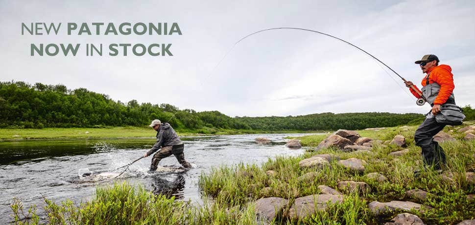 New Patagonia Clothing and Accessories Now Online and In-Store