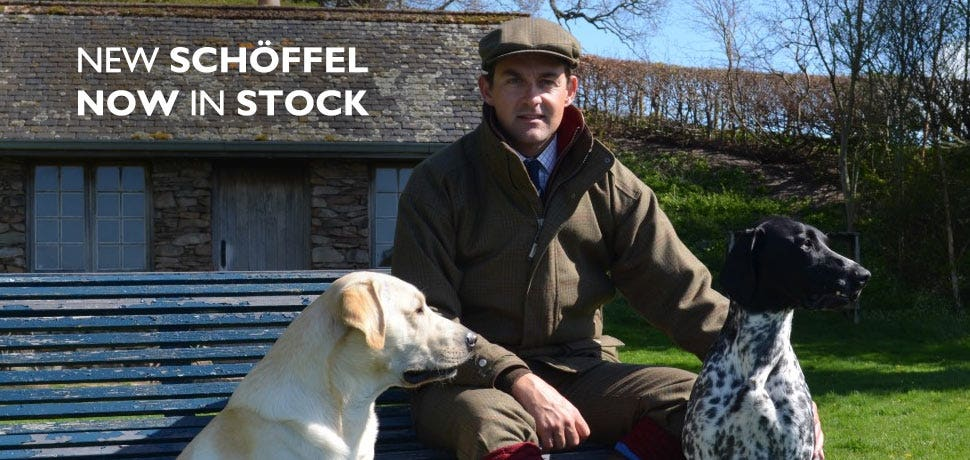 New Autumn and Winter Schoffel Clothing Now In Stock